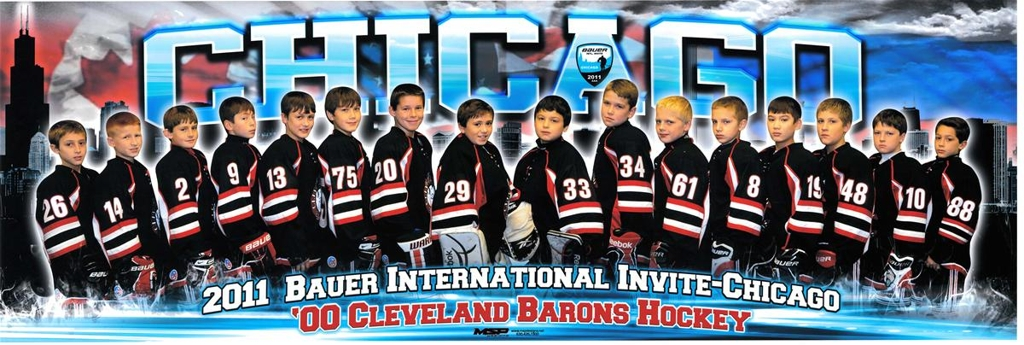 2011 Tier 1 Elite League PW Minor Champs!