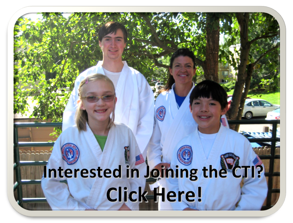 Learn more about the martial arts & karate classes offered at the Colorado Taekwondo Institute in Westminster, CO