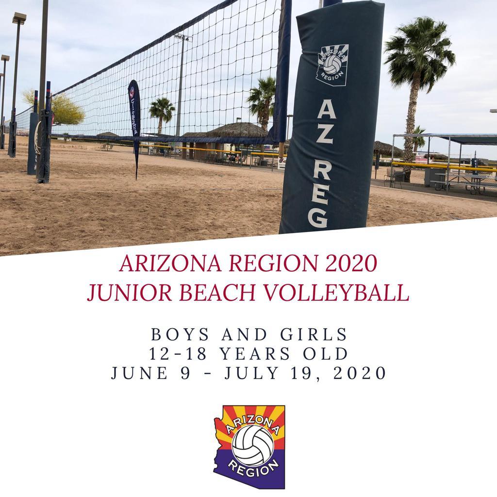 AZ Region Beach