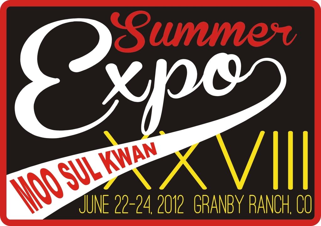 Moo Sul Kwan summer expo 2013