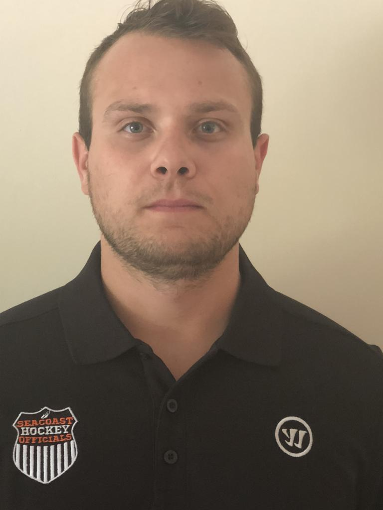 Jarred Mitrano - Owner of Seacoast Hockey Officials