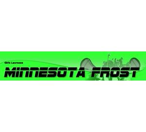Minnesota Frost Lacrosse Girls logo