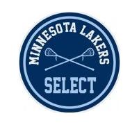 Minnesota Lakers Select Girls Lacrosse logo