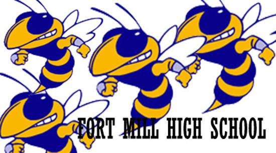 Mills High School Logo Fort Mill jv Softball