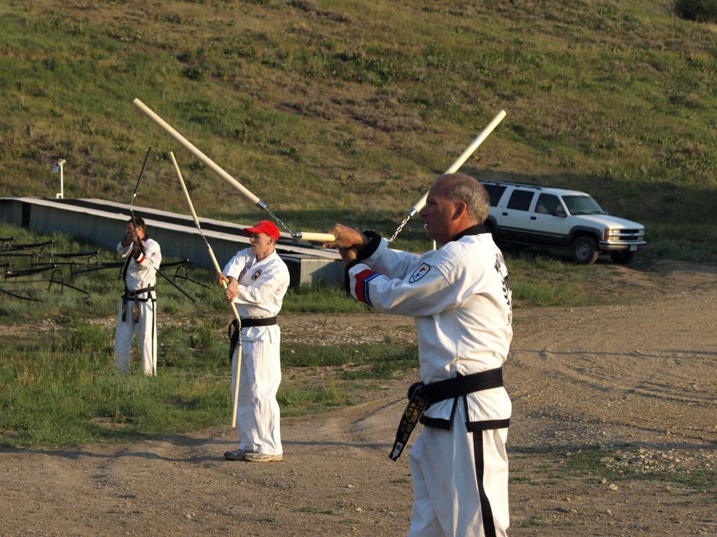 Training at MSK Summer Expo XXVIII