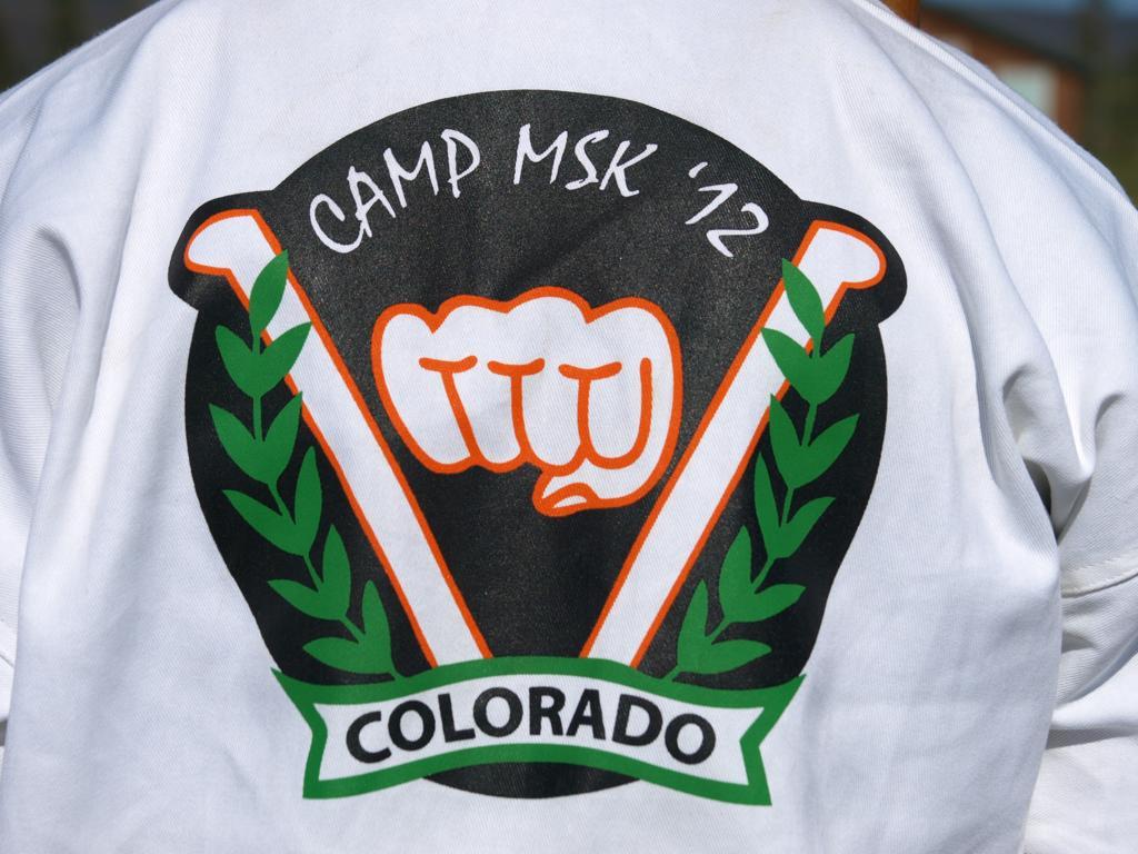 Camp Moo Sul Kwan logo 2012