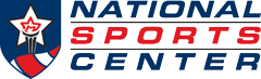 National Sports Center logo - horizontal