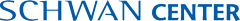 Schwan Center horizontal logo