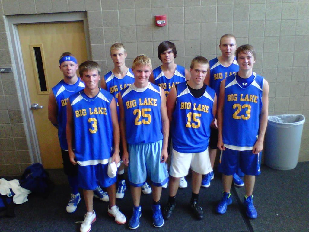 JV boys' champions: Big Lake