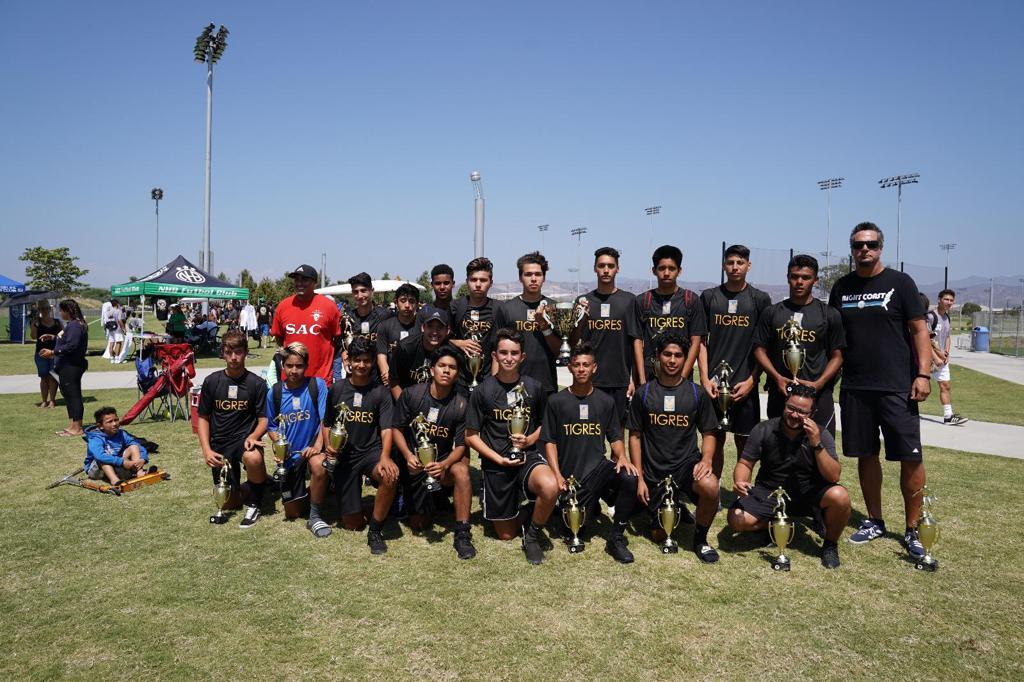 B00 NHB CUP CHAMPIONS