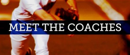 Baseball lessons coaching staff