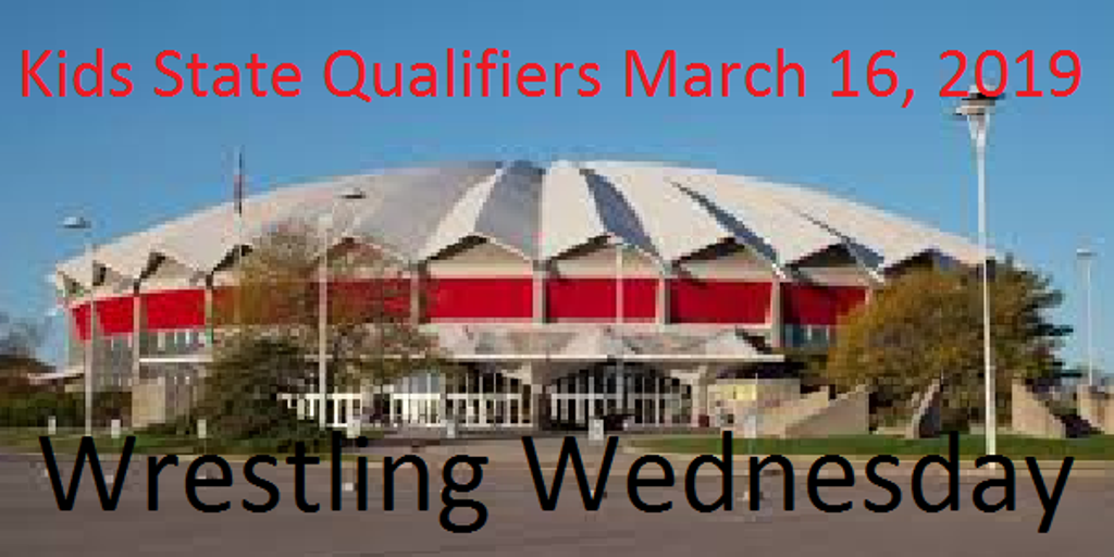Wrestling Wednesday 3/13
