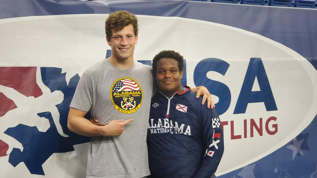 Will Caneer and Willie Cox All Americans