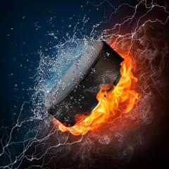 Image credit: <a href='http://www.123rf.com/photo_8398242_hockey-puck-in-fire-isolated-on-black-background.html'>rastudio / 123RF Stock Photo</a>