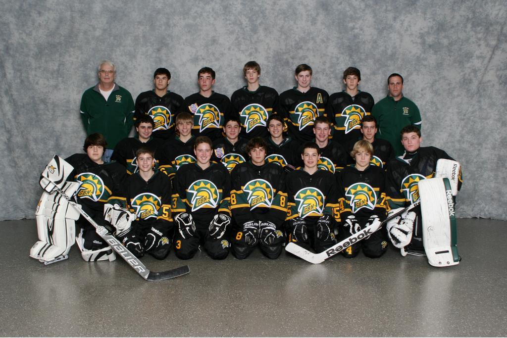 Glenbrook North JV 2012-2013 Team Photo