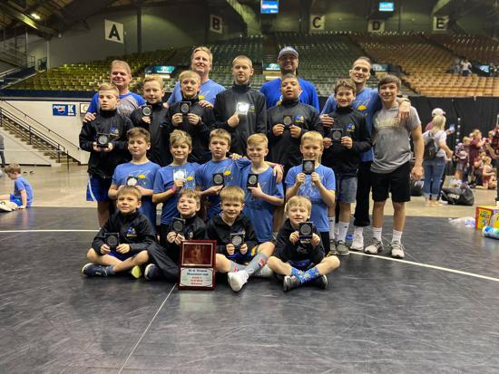 2021 Youth NYWA State Team  Runner Up