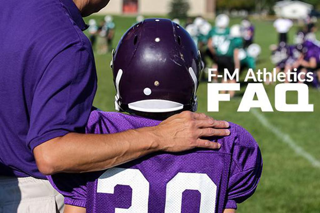 F-M Athletics FAQ