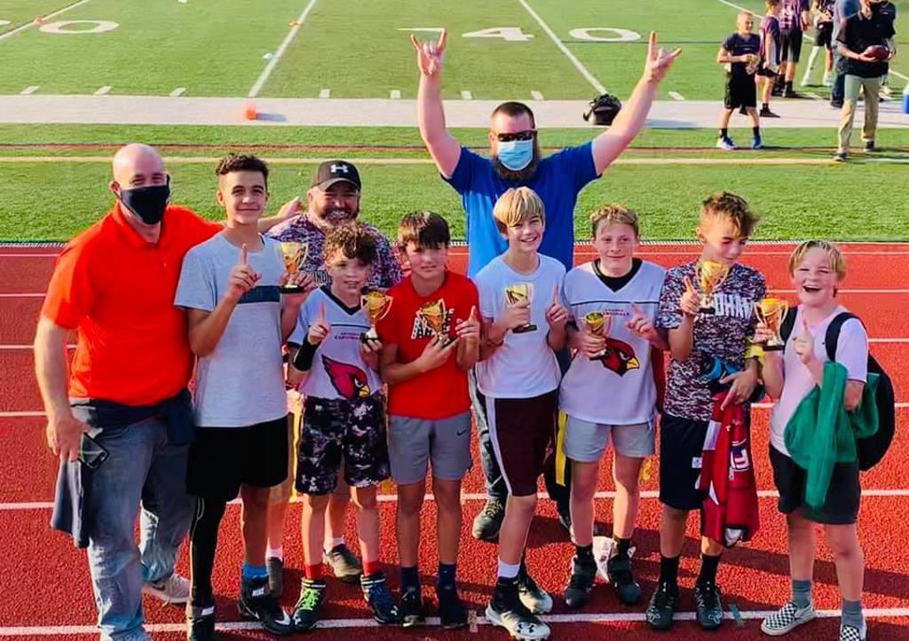Windham Cardinals—12U Runners Up