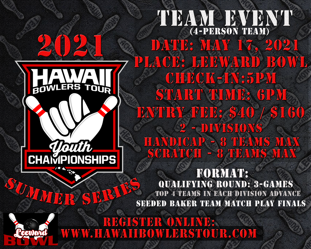 2021 HBT Summer Series Youth TEAM Event