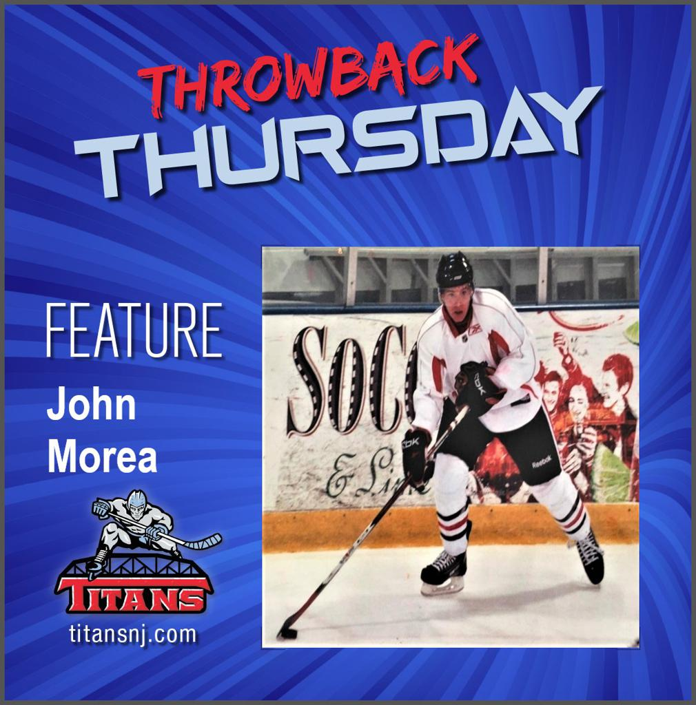 April 30, 2020 Throwback Thursday edition features John Morea