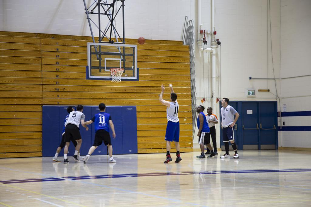 BWT at the Bay Street Hoops Tournament - Men's Division