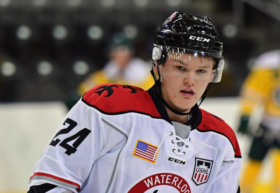 NCHC: Q&A About The USHL With UMD's Mikey Anderson