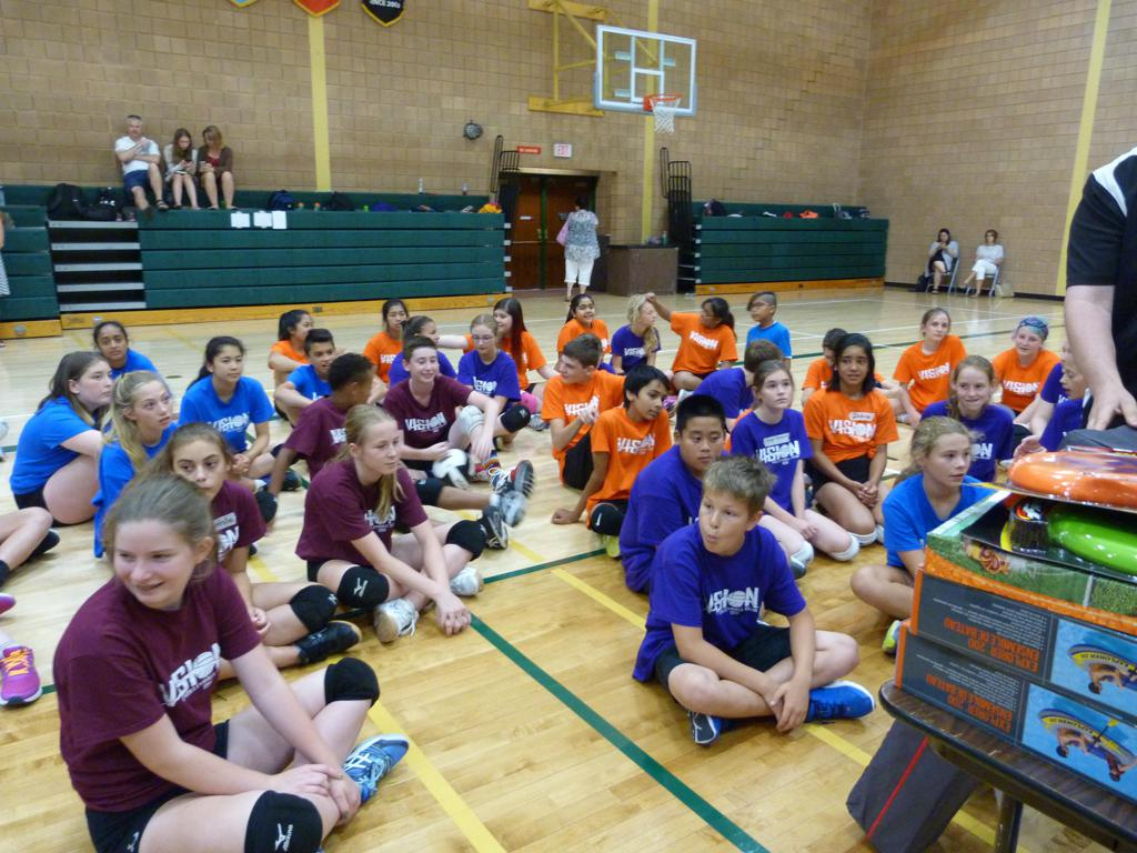 VISION Day Camps