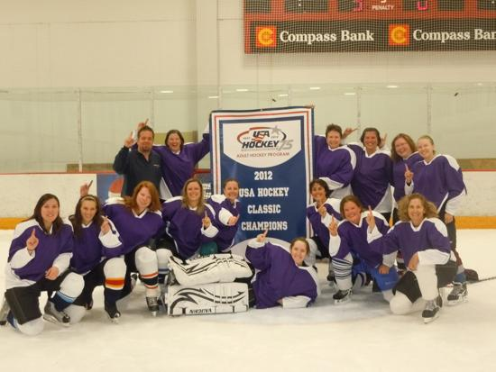 tournament Adult ice hockey