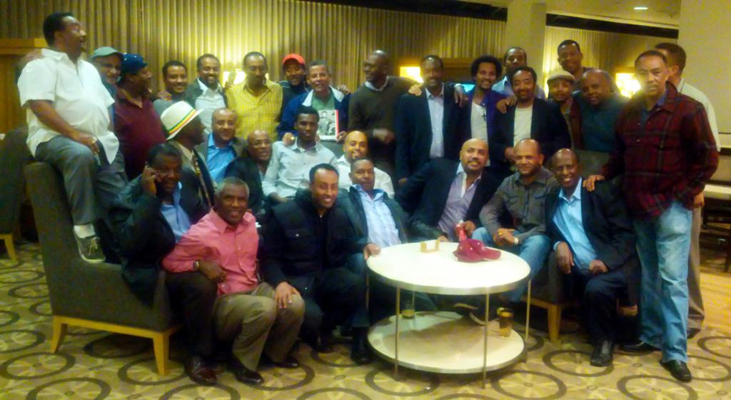 ESFNA Executive Committee and Board Directors in Washington, D.C. (October 2012)