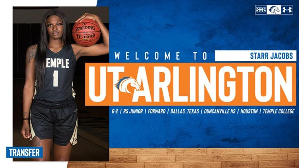 Lady Mavs Add JUCO All-American And Former Duncanville HS Standout Starr Jacobs