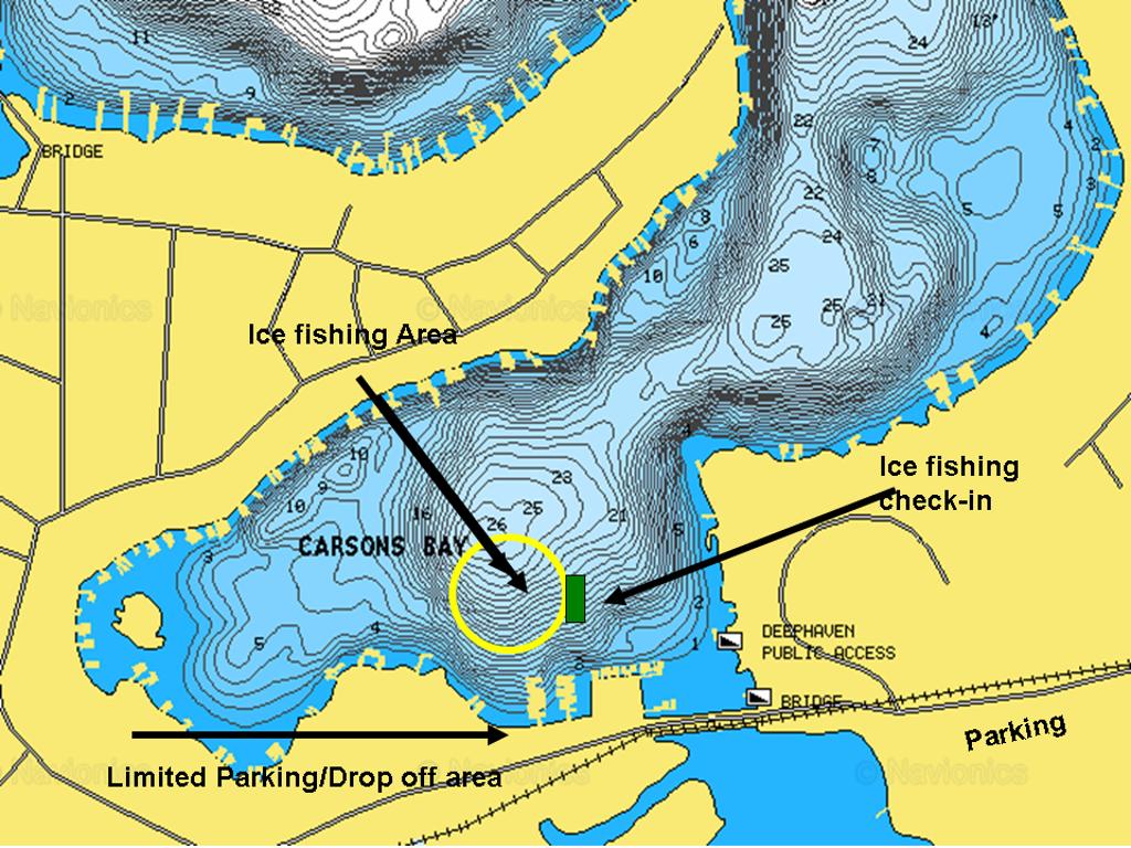 Pin lake minnetonka map on pinterest for Lake minnetonka fishing guide