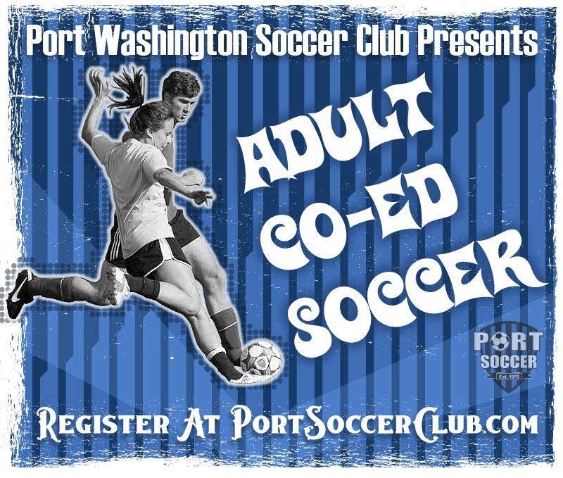 Long Island Adult Co-Ed Soccer League