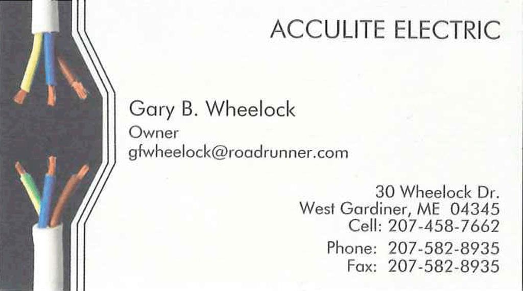 Acculite Electric
