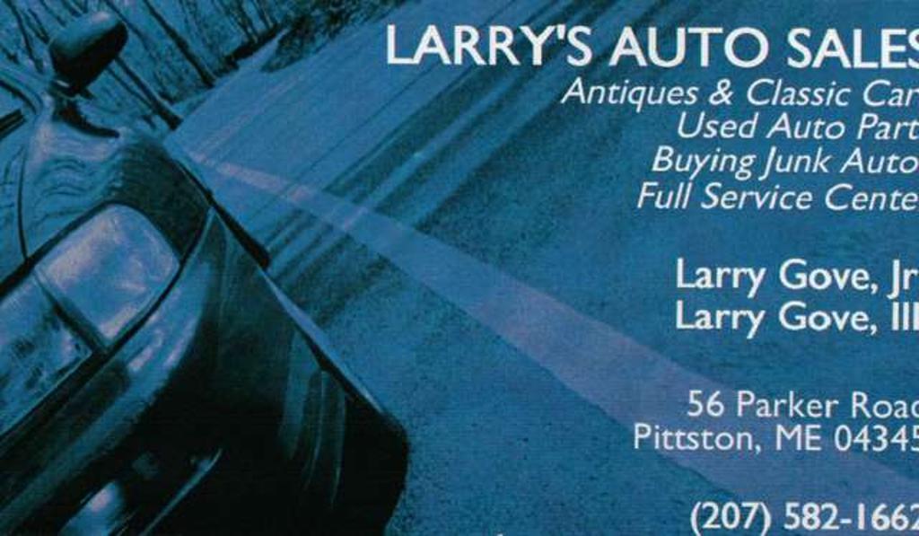 Larry's Auto Sales