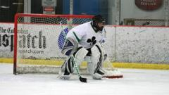 Nick in goal small