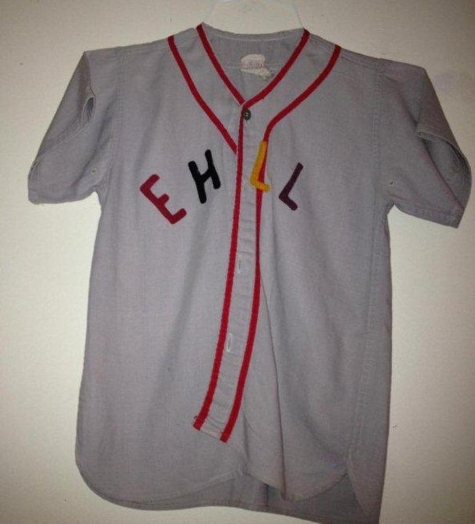 Vintage Jersey from the 1971 East Hunterdon Little League - Precursor to the RTJBL
