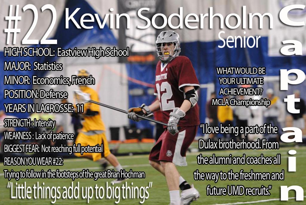 Kevin Soderholm