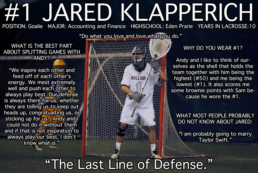 Jared Klapperich