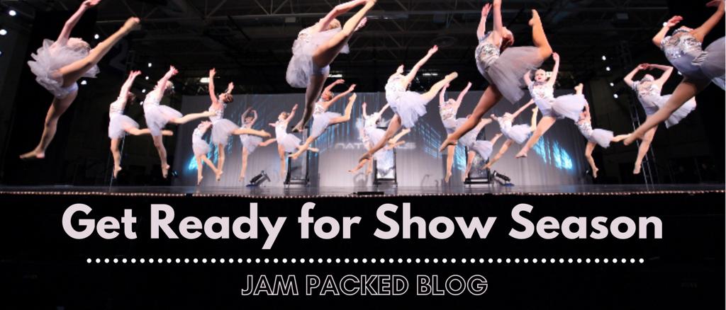 Jam Hops dancers on stage performing