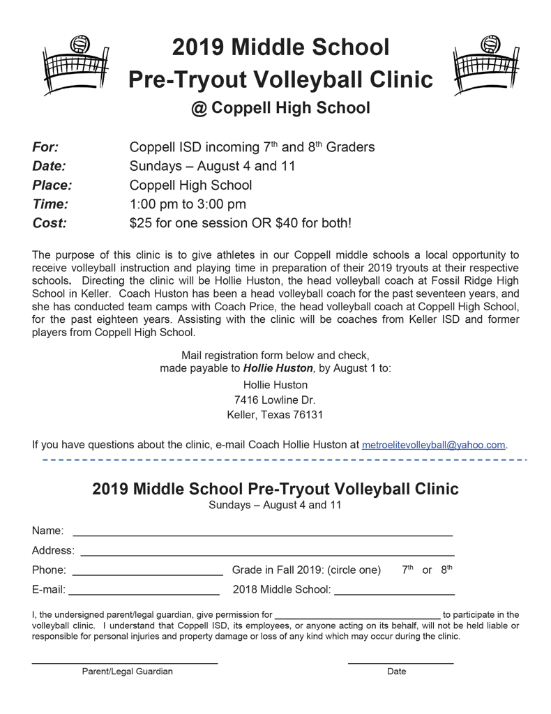 photograph about Printable Tryout Numbers known as CISD MS Pre-Tryout Hospital