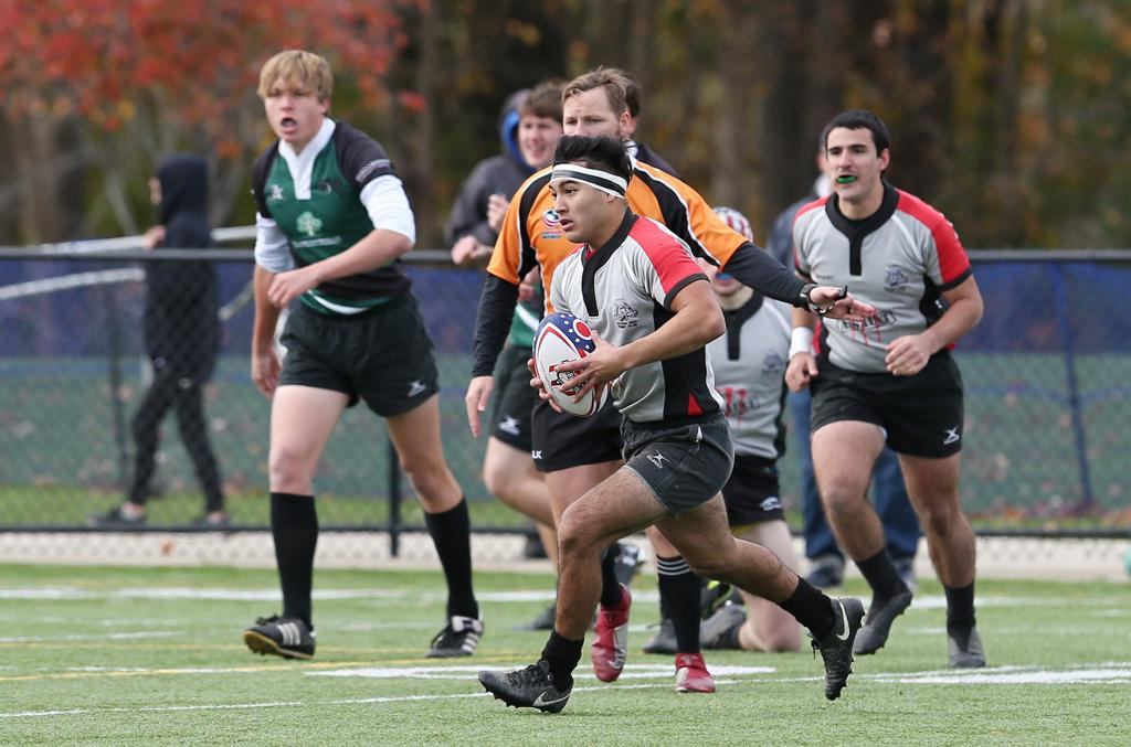 2019 Rugby Ohio Fall 7s photo