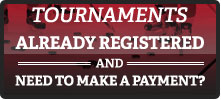 Make an Offline Payment for Tournaments