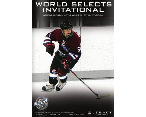 World Selects Invite 00 Program Book