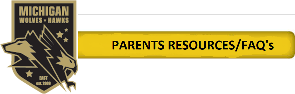 Parent resources/FAQ's