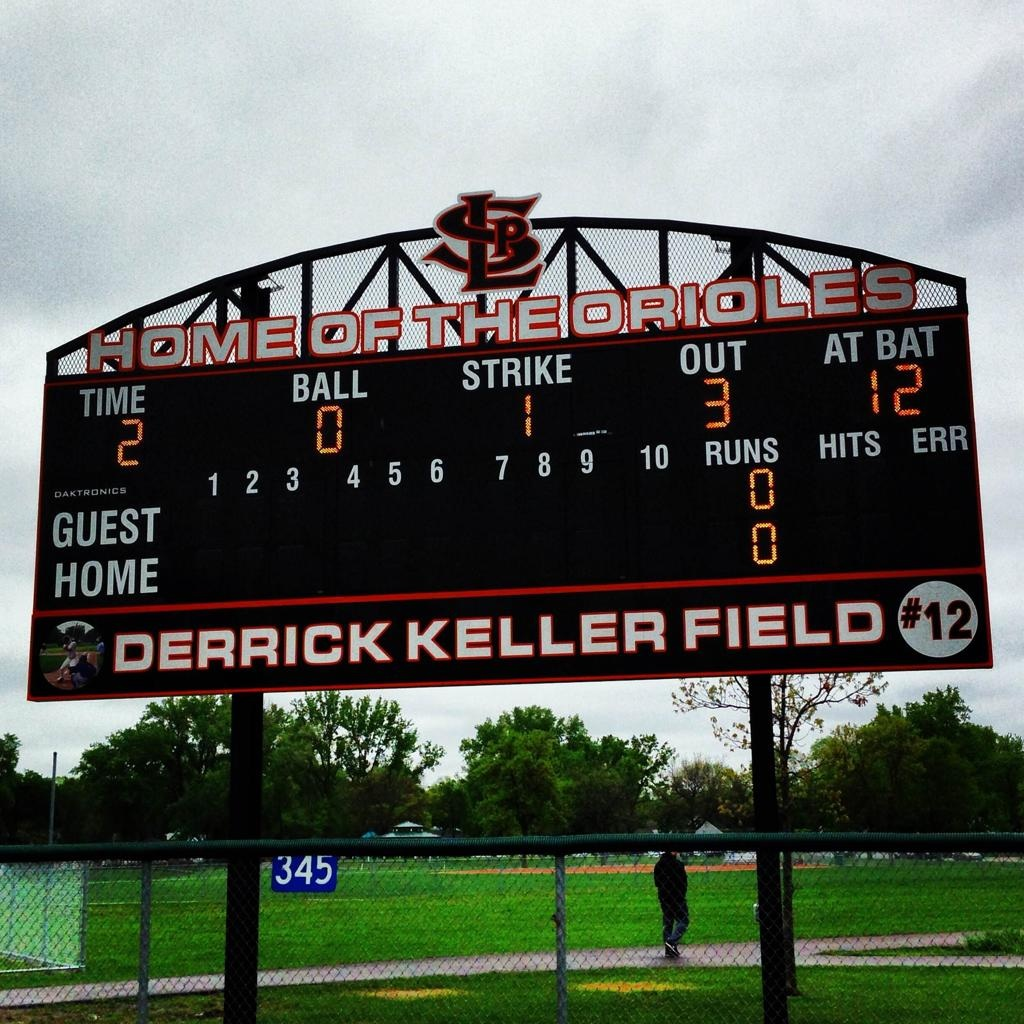 DK Field Scoreboard Dugout Club needs your help:)
