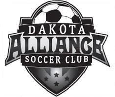 Dakota Alliance Soccer Club logo
