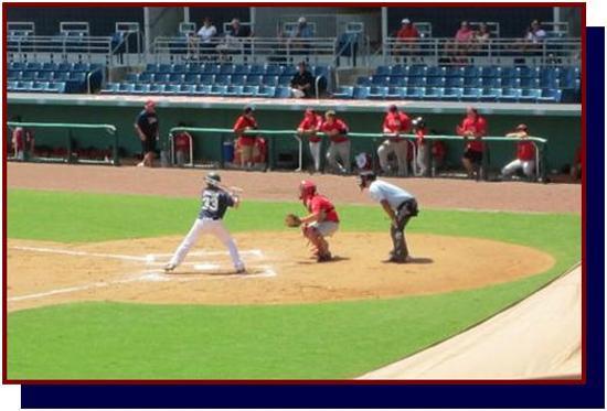 Showcase Baseball Teams