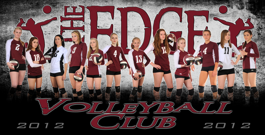 Volleyball Team Banner