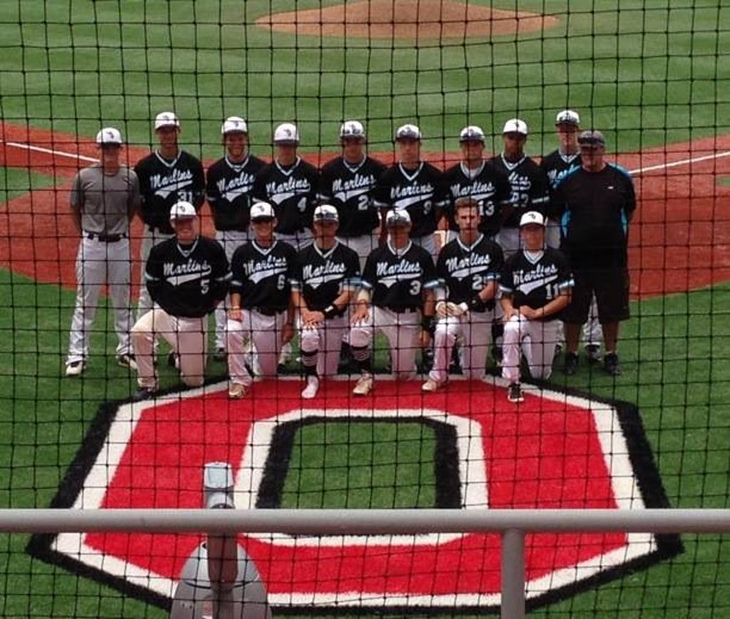 2013 Fairfield Marlins 16u playing at OSU