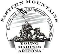 Eastern Mountains Young Marines pledge to live a drug free life and to encouage others to do like wise